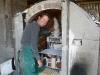 loading kiln
